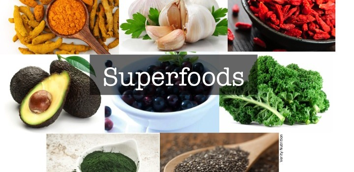 5 Super Foods for Super Weight Loss