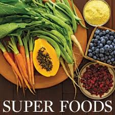 10 superfoods that could be the secret to a healthy and happy New Year for …