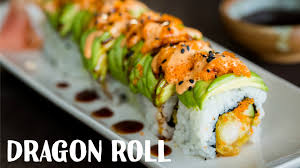 How To Make Dragon Roll (Recipe)
